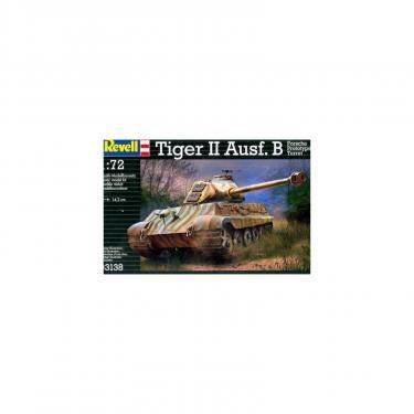 Сборная модель Revell Танк Tiger II Ausf. B 1:72 Фото