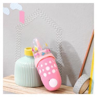 Аксессуар к кукле Zapf Интерактивная бутылочка Забавное кормление Фото 4