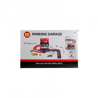 Игровой набор Big Motors Паркинг Фото