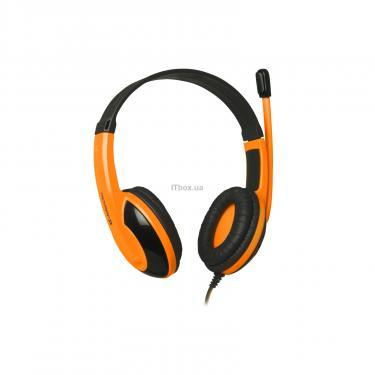 Навушники Defender Warhead G-120 Black-Orange (64099) - фото 3
