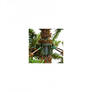 Искусственная елка Triumph Tree Deluxe Slim Abies Nordmann зеленая 2,15 м (8711473890204) - фото 4