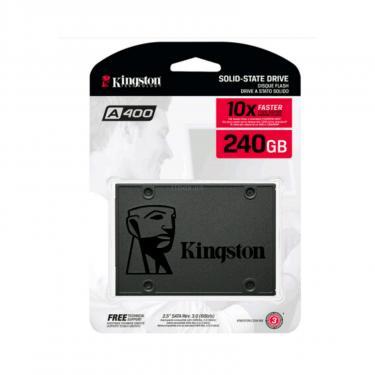 """Накопитель SSD 2.5"""" 240GB Kingston (SA400S37/240G) - фото 5"""