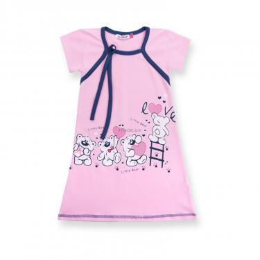 "Піжама Matilda і халат з ведмедиками ""Love"" (7445-104G-pink) - фото 3"