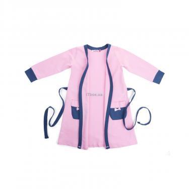 "Піжама Matilda і халат з ведмедиками ""Love"" (7445-104G-pink) - фото 4"
