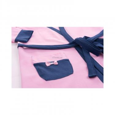 "Піжама Matilda і халат з ведмедиками ""Love"" (7445-104G-pink) - фото 9"
