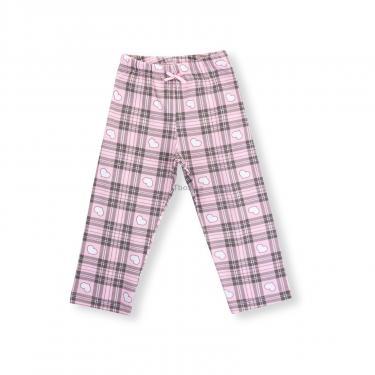"""Пижама Matilda с сердечками """"Love"""" (7585-92G-pink) - фото 3"""