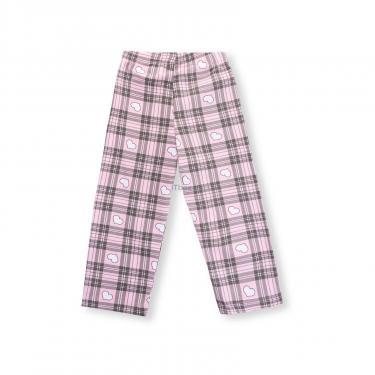"""Пижама Matilda с сердечками """"Love"""" (7585-92G-pink) - фото 5"""