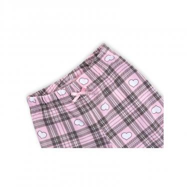 """Пижама Matilda с сердечками """"Love"""" (7585-92G-pink) - фото 7"""