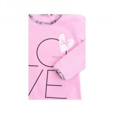 """Пижама Matilda с сердечками """"Love"""" (7585-92G-pink) - фото 8"""