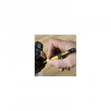 Викрутка Stanley карманная с 2-мя двусторонними вставками (66-344M) - фото 2