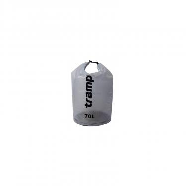 Гермомешок Tramp прозрачный 70л (TRA-108) - фото 1