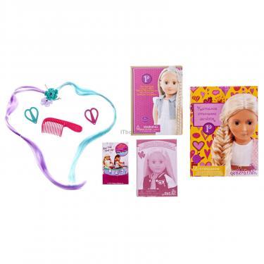 Кукла Our Generation Фиби 46 см с длинными волосами блонд Фото 3