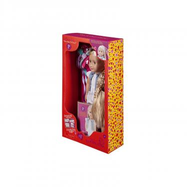 Кукла Our Generation Фиби 46 см с длинными волосами блонд Фото 4
