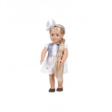 Кукла Our Generation Фиби 46 см с длинными волосами блонд Фото