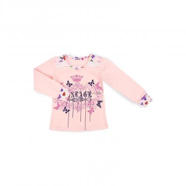 Пижама Matilda с бабочками (4858-3-116G-pink) - фото 2