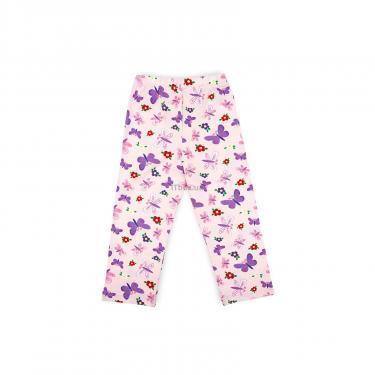 Пижама Matilda с бабочками (4858-3-116G-pink) - фото 6