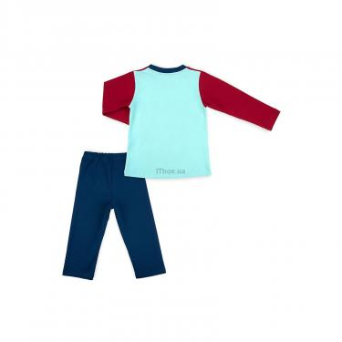 "Пижама Matilda ""CAMPUS"" (7500-122B-blue) - фото 4"