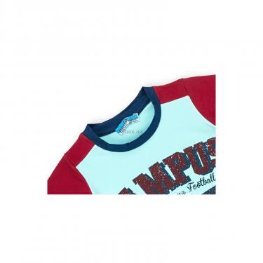 "Пижама Matilda ""CAMPUS"" (7500-122B-blue) - фото 7"