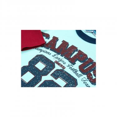 "Пижама Matilda ""CAMPUS"" (7500-122B-blue) - фото 9"