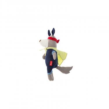 Мягкая игрушка Sigikid Papa&Me Волк супергерой 35 см Фото 1