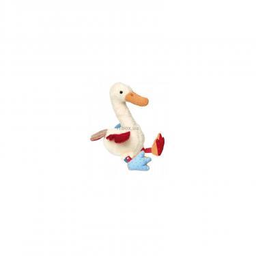 Мягкая игрушка Sigikid Гусь 34 см Фото