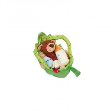 Мягкая игрушка Sigikid Люлька с мишкой Фото