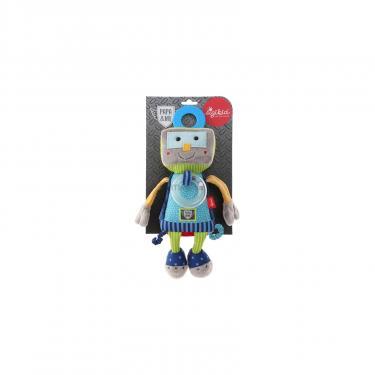 Мягкая игрушка Sigikid интерактивный Робот 25 см Фото 4