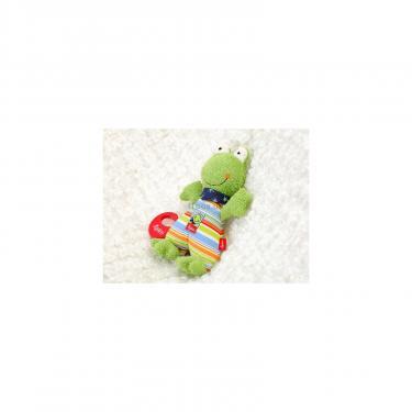 Мягкая игрушка Sigikid музыкальная Лягушка 23 см Фото 5