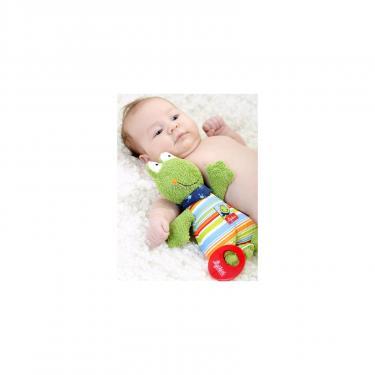 Мягкая игрушка Sigikid музыкальная Лягушка 23 см Фото 6