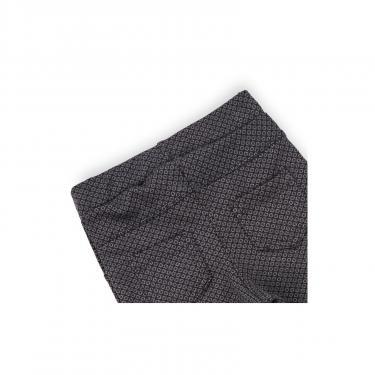 Лосины Breeze в мелкий рисунок (11534-104G-gray) - фото 4
