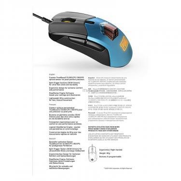 Мышка SteelSeries Rival 310 Pubg Edition Фото 8