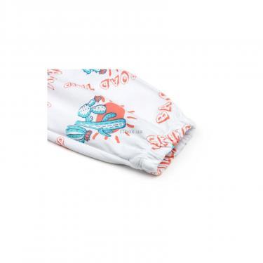Пижама Breeze с кактусами (10020-104B-white) - фото 11
