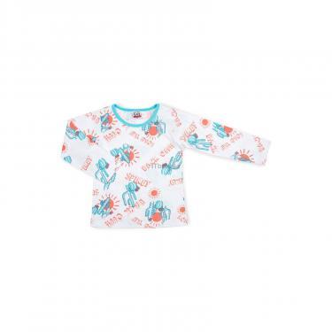 Пижама Breeze с кактусами (10020-104B-white) - фото 2