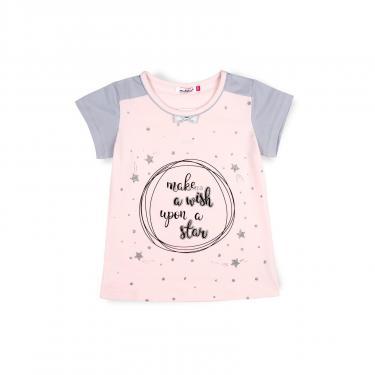 Пижама Matilda со звездочками (7991-140G-pink) - фото 2