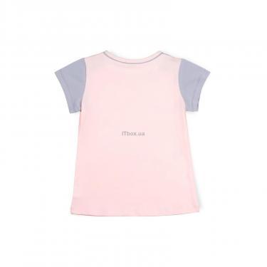 Пижама Matilda со звездочками (7991-140G-pink) - фото 5