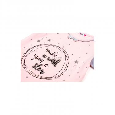 Пижама Matilda со звездочками (7991-140G-pink) - фото 9
