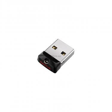 USB флеш накопичувач SANDISK 16GB Cruzer Fit USB 2.0 (SDCZ33-016G-G35) - фото 2