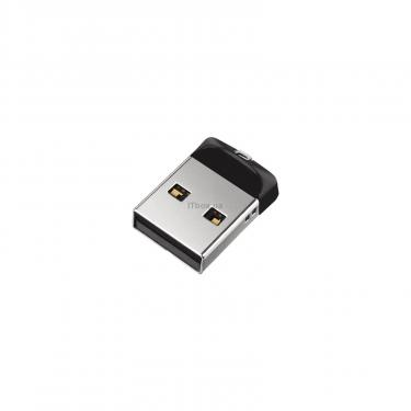 USB флеш накопичувач SANDISK 16GB Cruzer Fit USB 2.0 (SDCZ33-016G-G35) - фото 3