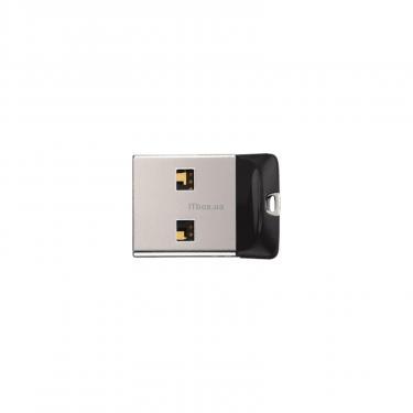USB флеш накопичувач SANDISK 16GB Cruzer Fit USB 2.0 (SDCZ33-016G-G35) - фото 1