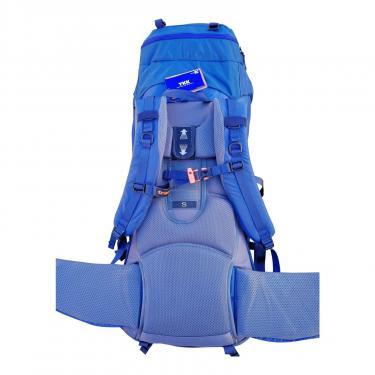Рюкзак Tramp Floki 50+10 синий (TRP-046-blue) - фото 2