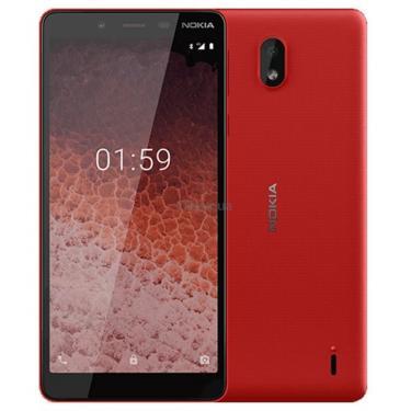 Мобильный телефон Nokia 1 Plus DS Red - фото 3
