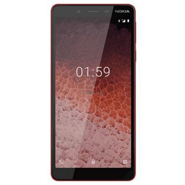 Мобильный телефон Nokia 1 Plus DS Red - фото 1