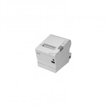 Принтер чеков EPSON TM-T88 USB+Serial+Ethernet Black+Buzzer (C31CE94112) - фото 4