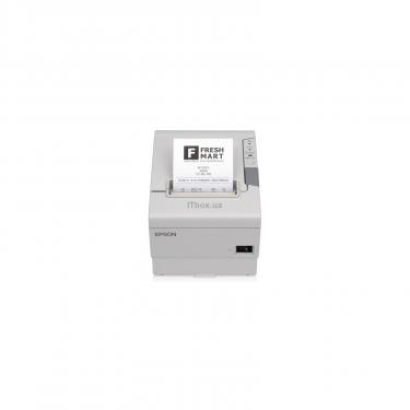 Принтер чеков EPSON TM-T88 USB+Serial+Ethernet Black+Buzzer (C31CE94112) - фото 1