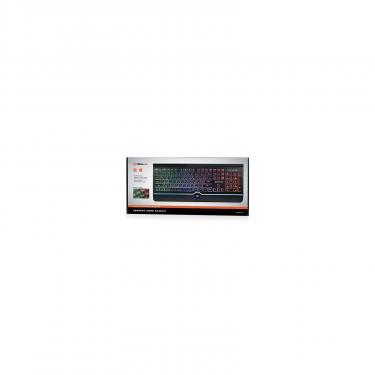 Клавіатура REAL-EL 8000 Comfort Backlit Black - фото 2