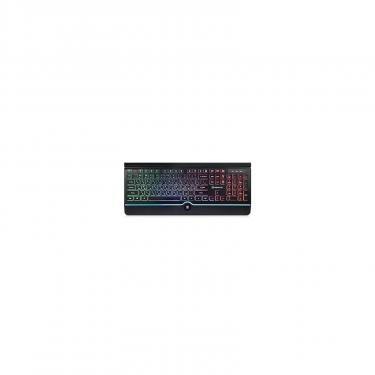 Клавіатура REAL-EL 8000 Comfort Backlit Black - фото 1