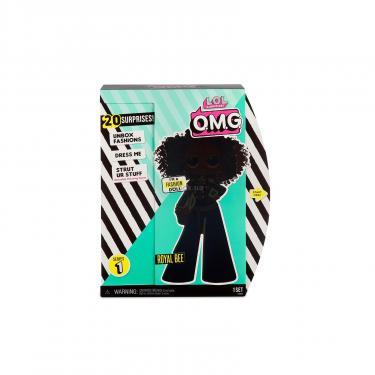 Кукла L.O.L. Surprise! Королева Пчелка с аксессуарами Фото 1
