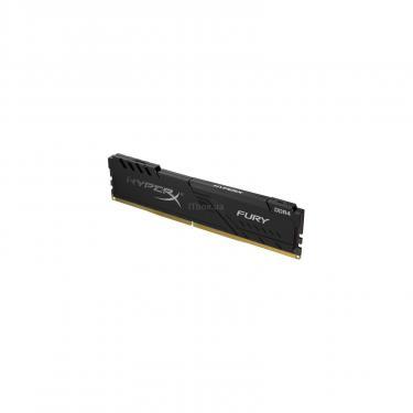 Модуль памяти для компьютера DDR4 8GB 2400 MHz HyperX FURY Black Kingston (HX424C15FB3/8) - фото 2