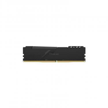 Модуль памяти для компьютера DDR4 8GB 2400 MHz HyperX FURY Black Kingston (HX424C15FB3/8) - фото 4