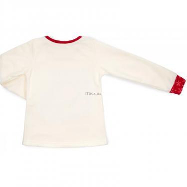 Пижама Matilda флисовая со шляпкой (9110-3-128G-red) - фото 5